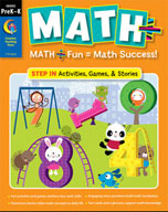 MATH PLUS: Step In (PreK-Kindergarten)