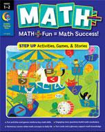 MATH PLUS: Step Up (Grades 1-2)