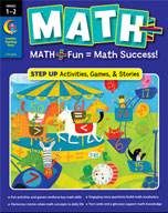 MATH PLUS: Step Up (Grades 1-2)