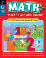 MATH PLUS: Step Up (Kindergarten-Grade 1)