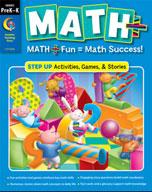 MATH PLUS: Step Up (PreK-Kindergarten)
