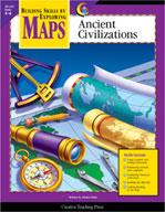 Maps: Ancient Civilizations (Grades 4-6)