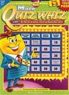 Math Quiz Whiz (Grades 1-3)