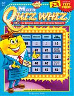 Math Quiz Whiz (Grades 3-5)