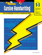 Power Practice Cursive Handwriting