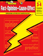 Power Practice: Fact or Opinion and Cause & Effect