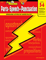 Power Practice: Parts of Speech and Punctuation