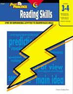 Power Practice Reading Skills (Grades 3-4)
