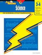 Power Practice Science (Grades 3-4)