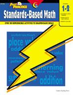 Power Practice Standards-Based Math (Grades 1-2)