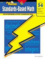 Power Practice Standards-Based Math (Grades 5-6)
