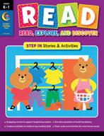 READ: Step In, Kindergarten - Grade 1