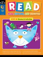 READ: Step In, PreK - Kindergarten