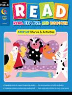 READ: Step Up, PreK - Kindergarten