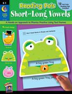 Reading Pals: Short-Long Vowels