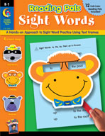 Reading Pals: Sight Words