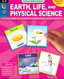 Science Games Galore! - Earth, Life, and Physical Science (Kindergarten)