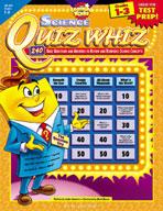 Science Quiz Whiz (Grades 1-3)
