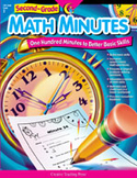 Second Grade Math Minutes
