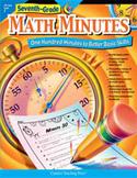 Seventh-Grade Math Minutes