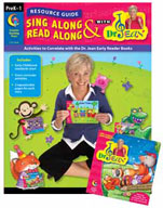 Sing Along & Read Along with Dr. Jean (MP3/eBook Bundle)