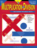 The Complete Book of Multiplication and Division Grade 2-3