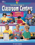 The Complete Guide to Classroom Centers
