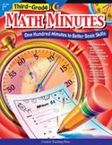 Third Grade Math Minutes