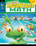 Ultimate Advantage: Math (Grade 1)
