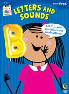 Letters and Sounds Stick Kids Workbooks: PreKindergarten