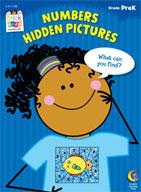 Numbers: Hidden Pictures Stick Kids Workbook: PreKindergarten