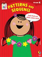 Patterns and Sequence Stick Kids Workbook: Kindergarten
