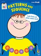 Patterns and Sequence Stick Kids Workbook: PreKindergarten