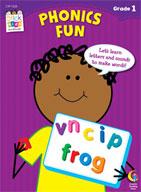 Phonics Fun Stick Kids Workbook: Grade 1