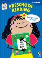 Preschool Reading Stick Kids Workbook