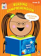 Reading Comprehension Stick Kids Workbook: Grade 3