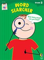Word Search Stick Kids Workbook: Grade 2