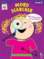 Word Searcher Stick Kids Workbook: Grade 1