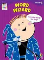 Word Wizard Stick Kids Workbook: Grade 1