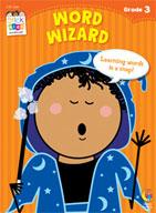 Word Wizard Stick Kids Workbook: Grade 3