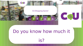CU Guess the Price Game