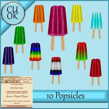 CU Popsicles