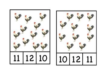 How many chicks? | ¿Cuántos pollitos hay?