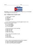 CUBA QUIZ