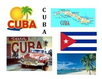 CUBA UNIT (GRADES 4 - 7)