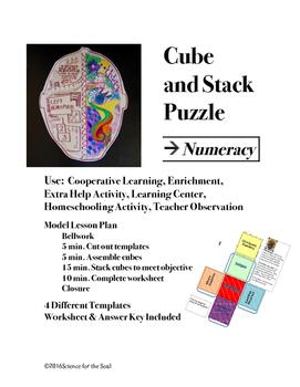 Math PuZZLE: Numeracy