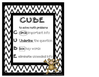 CUBE to Solve a Math Problem!