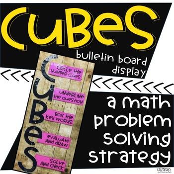 CUBES Bulletin Board Display