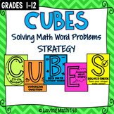 CUBES - Helping Solve Math Word Problems
