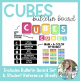 CUBES Math Strategy Bulletin Board and Student Reference